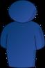 Übergänge gestalten Berufsintegration blau