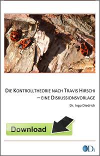 Ingo Diedrich Soziale Kontrolltheorie Travis Hirschi Diskussionsvorlage