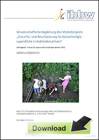 Ingo Diedrich: Zukunftsplanung und Berufsplanung für benachteiligte Jugendliche IFAS