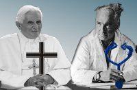 Papst Benedikt XVI und Wilhelm Reich beim Gespräch über Sex